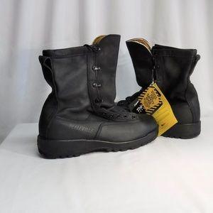 Belleville 880 Steel Toe Black Boots Sz 10.5 R